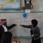 即席アラビア語講座?!